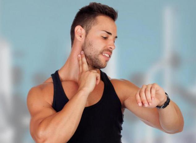 Причины повышенного пульса у мужчин